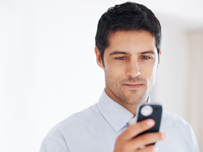 open_sms_mobile_phone