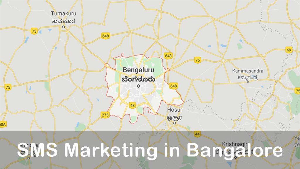 bulk sms marketing in bangalore